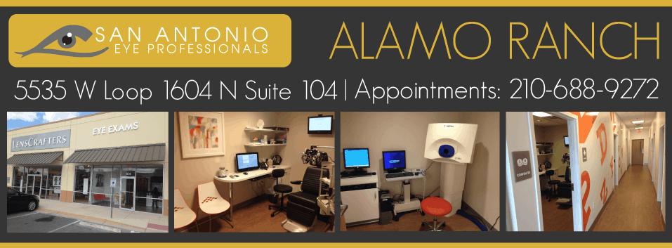 9d095c6664c San Antonio Eye Professionals at Alamo Ranch